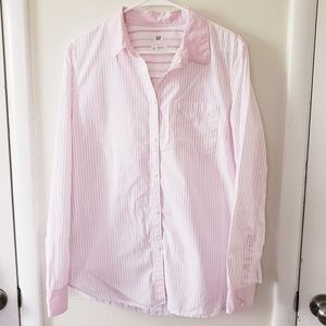 Gap long sleeve button down